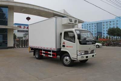 (国四)东风福瑞卡小型冷藏车